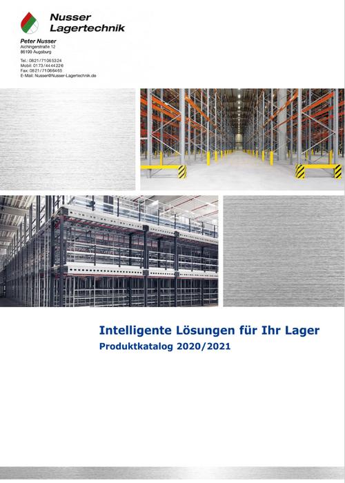Regalwerk 2020 Lager Intelligente Lösungen